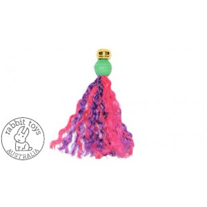 Squid Toss Bunny Toy Colour
