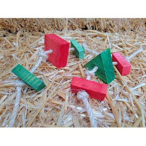 Christmas Block Chomp 2 pack