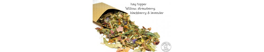 Herbs & Hay Toppers
