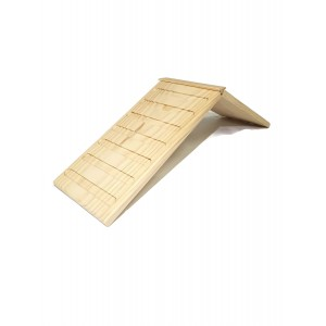 Wooden Ramp for Indoor Wire Bunny Cage