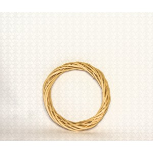 Willow Chew Ring Medium - Natural