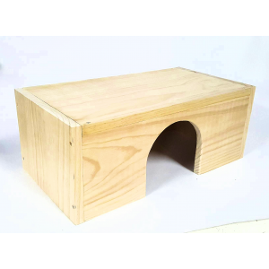 Wooden Bunny House